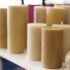 Beeswax  Candles – Pillars