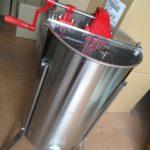 Honey extractor - stainless steel