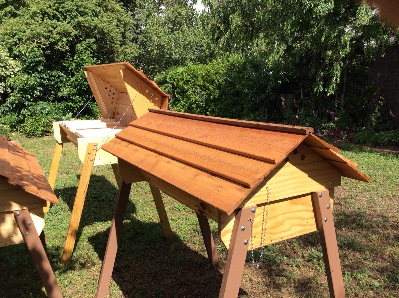 Top Bar Hive - Complete - Bindaree Bee Supplies